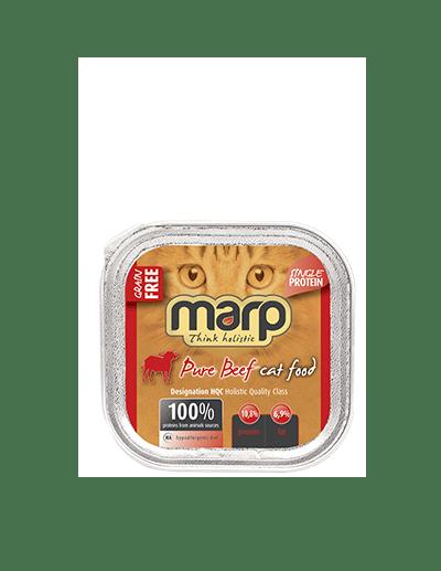 Marp holistic Pure Beef jautienos konservai katėms
