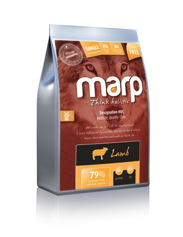 Marp Think holistic Lamb holistinis sausas maistas šunims su ėriena