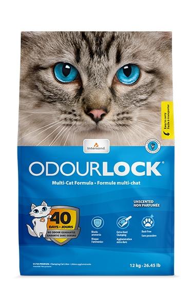 Kraikas katėms Intersand Odourlock bekvapis