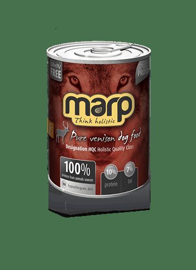 Marp holistic Pure Venison elnienos konservai šunims