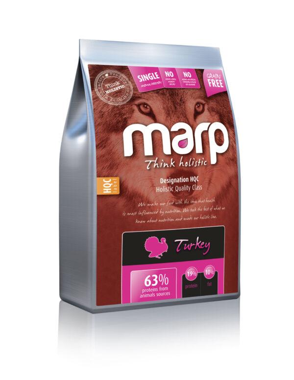 Marp Think holistic Turkey holistinis sausas maistas šunims su kalakutiena