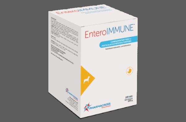 EnteroIMMUNE – imuniteto atstatymui po ligų – šunims ir katėms