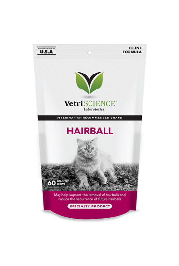 Hairball – papildas katėms – odai ir kailiui – nuo sąvėlų