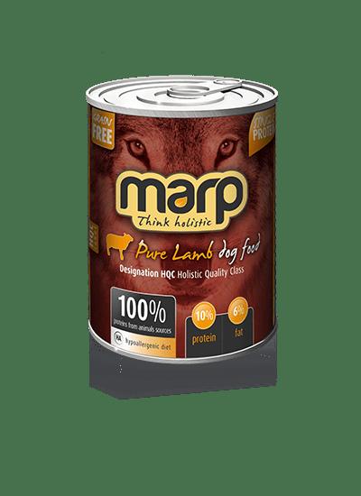 Marp holistic Pure Wild Lamb ėrienos konservai šunims