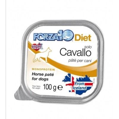 SOLO Diet su arkliena