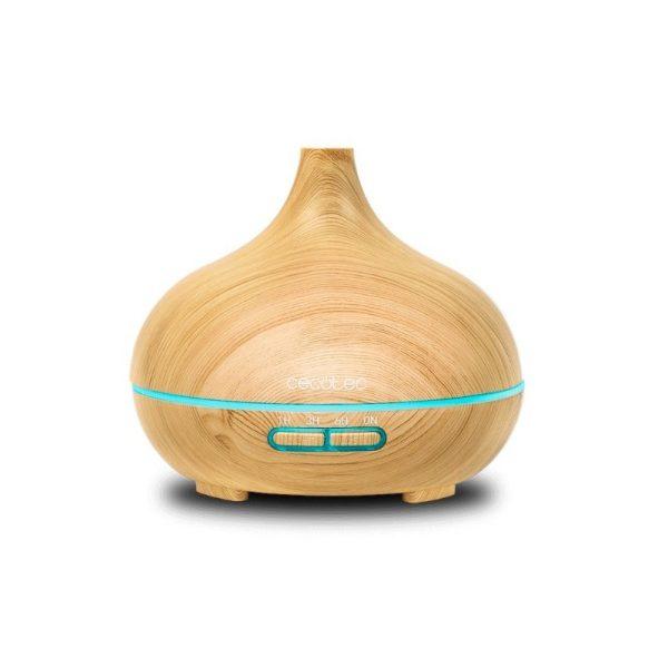 Kvapų difuzorius Cecotec Pure Aroma 300 Yang, medžio spalvos