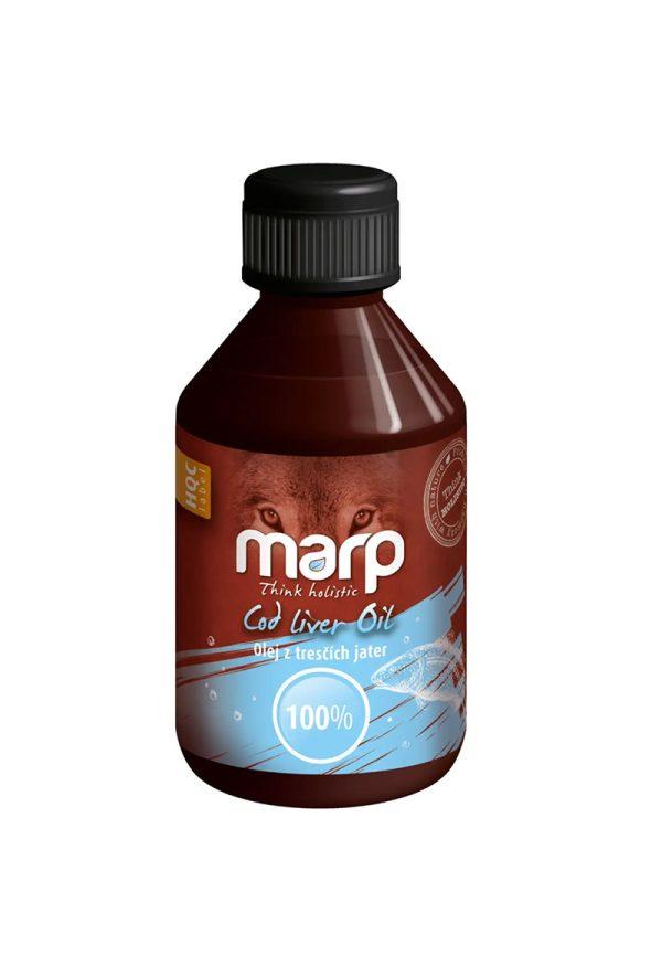 Marp Think Holistic – menkių kepenų aliejus – šunims ir katėms – 250ml