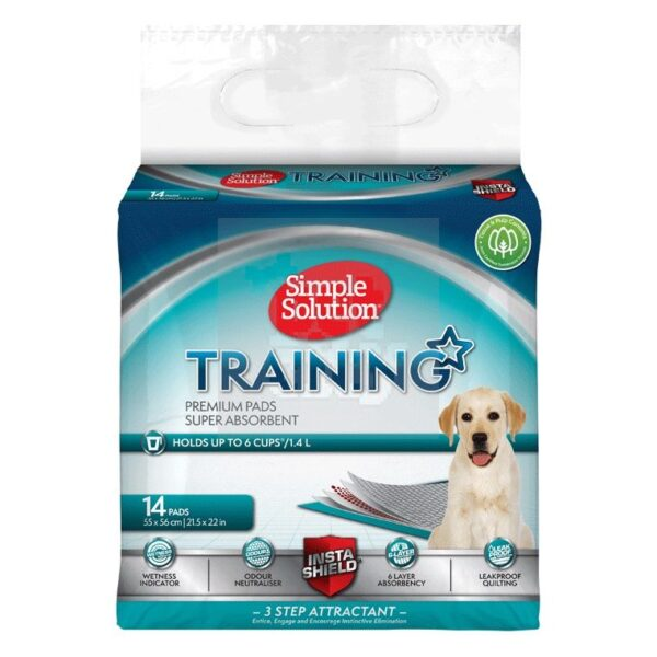 Simple Solution vienkartinės palutės šuniukams