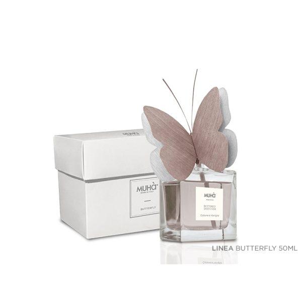MUHA Butterfly Cotone e Vaniglia N03 50 ml