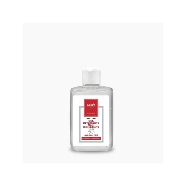 Dezinfekuojantis rankų gelis MUHA Pompelmo e Bergamotto 80 ml