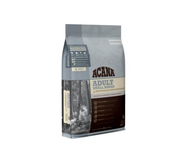 Acana Adult Small Breed sausas maistas mažų veislių šunims