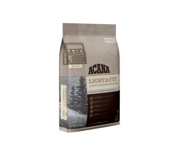 Acana Light & Fit sausas maistas suaugusiems šunims