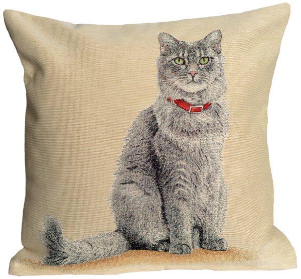 Dekoratyvinė pagalvėlė iš gobeleno 45×45 cm