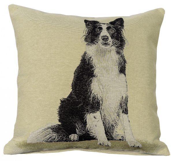 Dekoratyvinė pagalvėlė iš gobeleno 45×45 Borderkolis