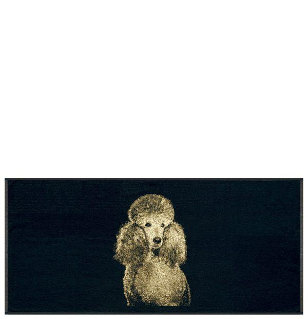 Rankšluostis iš medvilnės 67×150 cm Pudelis