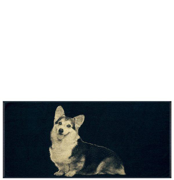 Rankšluostis iš medvilnės 67×150 cm Valų korgis pembrukas