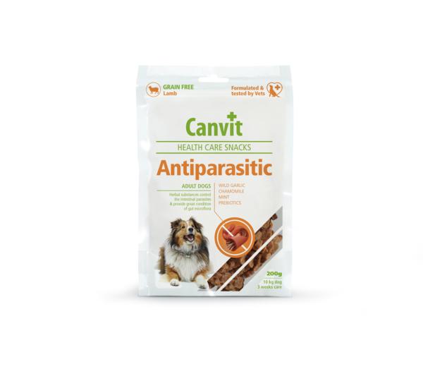 Canvit skanėstas šunims Anti-Parasites