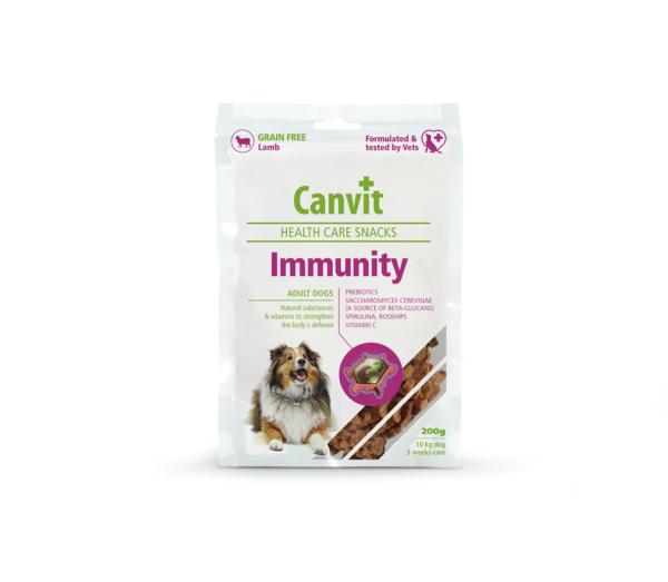 Canvit skanėstas šunims Immunity