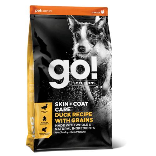 GO Solutions Skin Coat Care maistas šunims su antiena