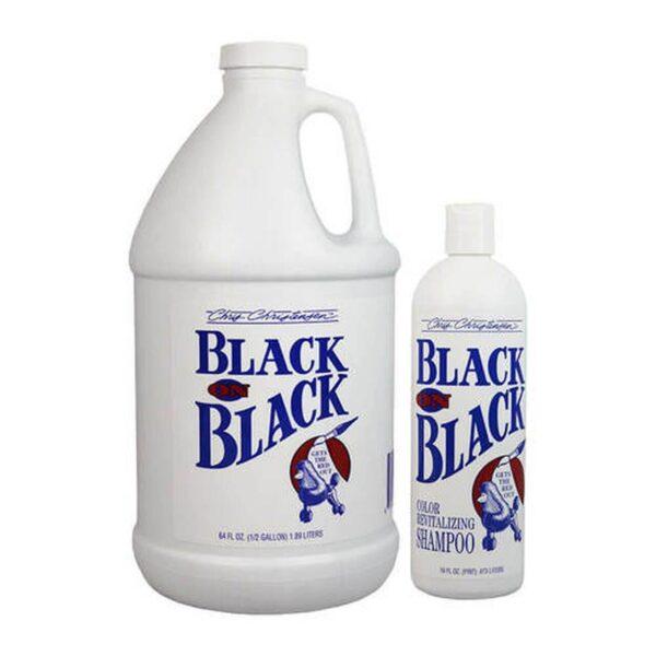 """Black On Black"" Šampūnas Cris Cristensen"