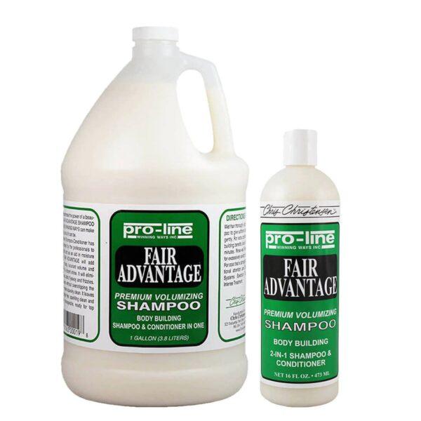 """Pro-Line Fair Advantage"" šampūnas-kondicionierius"
