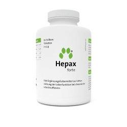 Hepax Forte- dietinis maisto papildas šunims ir katėms