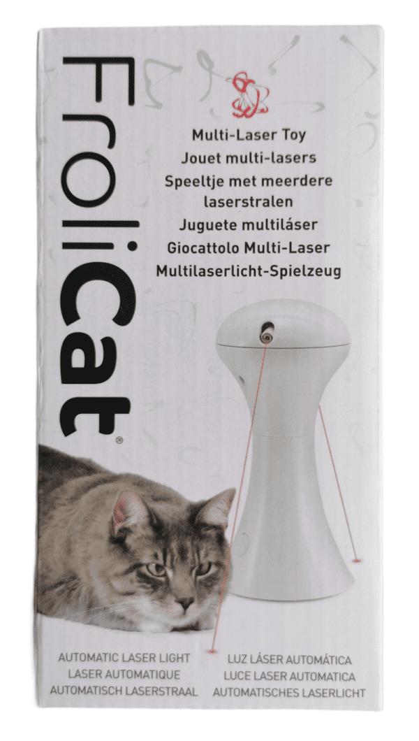 Interaktyvus žaislas katėms lazeris PetSafe