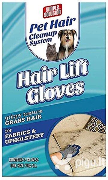 Simple Solution pirštinės plaukams surinkti