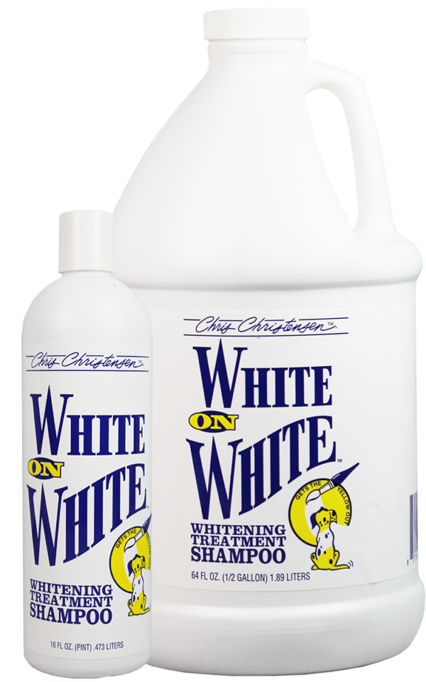 White On White Šampūnas šunims
