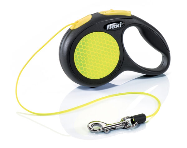 FLEXI New Neon virvelinis pavadis 12 kg, 5m