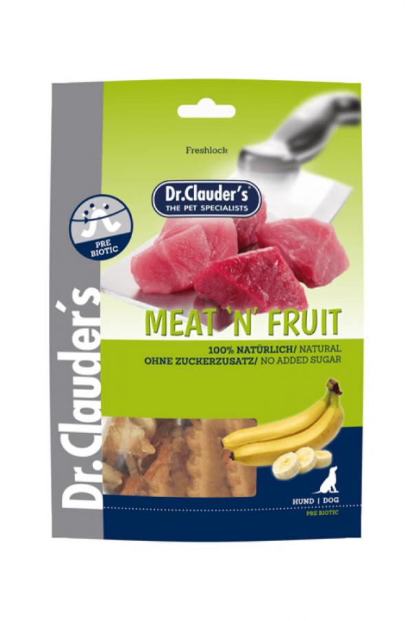 Meat'n'Fruit skanėstai su vištiena ir bananais