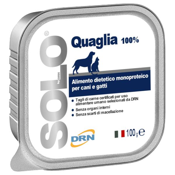 SOLO Putpelės mėsa (Quaglia)