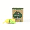 Aminela biologiškai suyrantys maišeliai augintinių ekskrementams