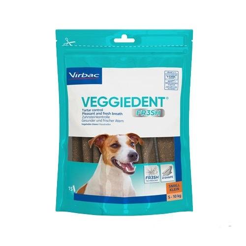 VIRBAC VeggieDent kramtukai dantų priežiūrai 5-10 kg