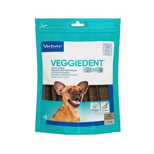 VIRBAC VeggieDent kramtukai dantų priežiūrai iki 5 kg