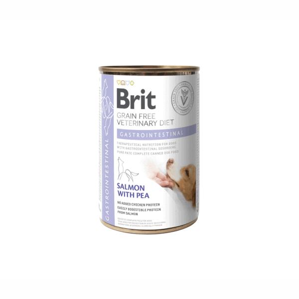 Brit GF Veterinary Diets Gastrointestinal konservai šunims 400g