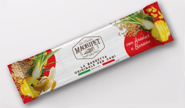Maoripet batonėlis ananasų ir bananų